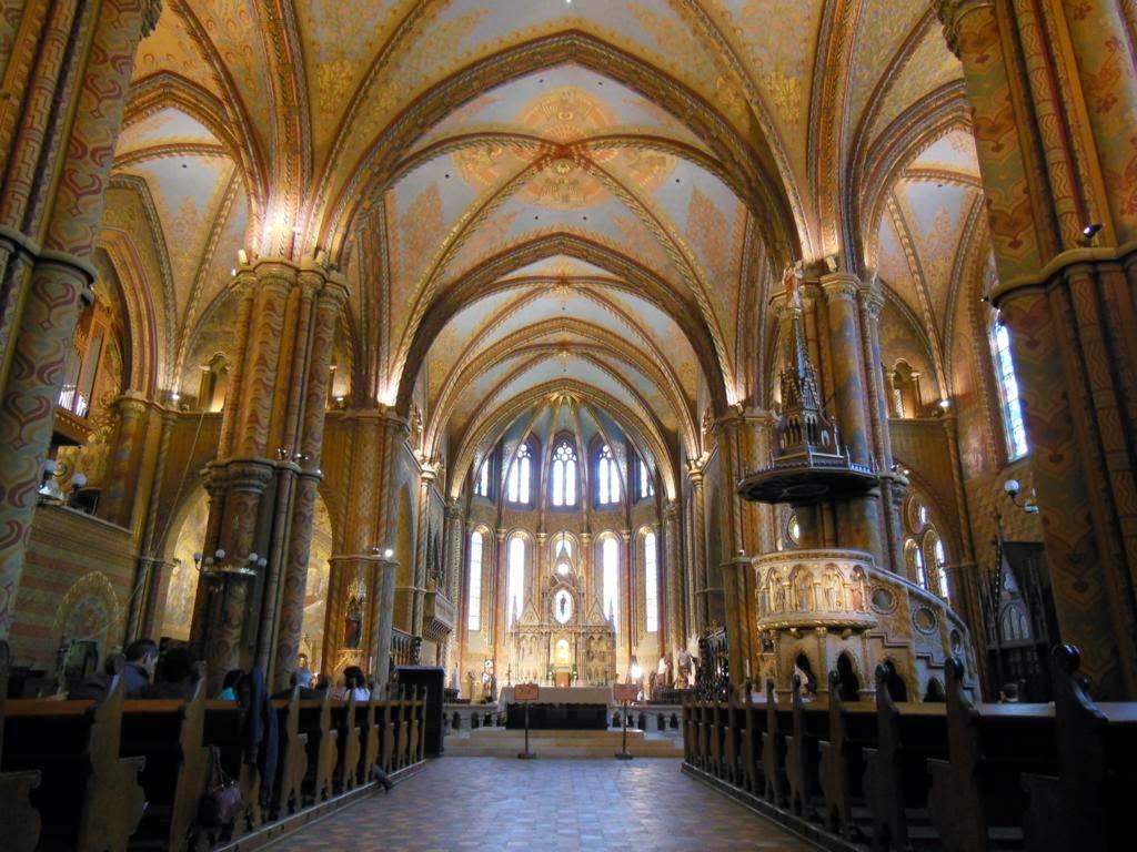 ¿Qué ver en Budapest en dos días? La Iglesia de Matías