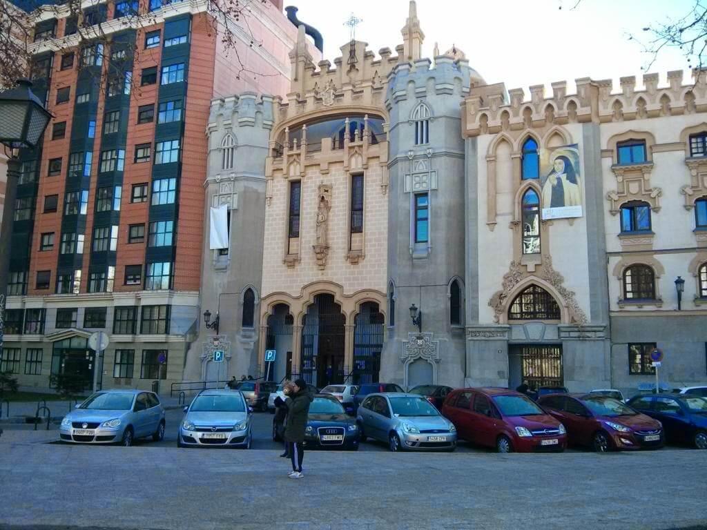 Iglesia de Santa Teresa y San José