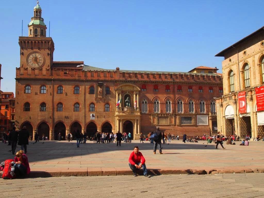 ¿Qué ver en Bolonia en un día? Palacio Comunal
