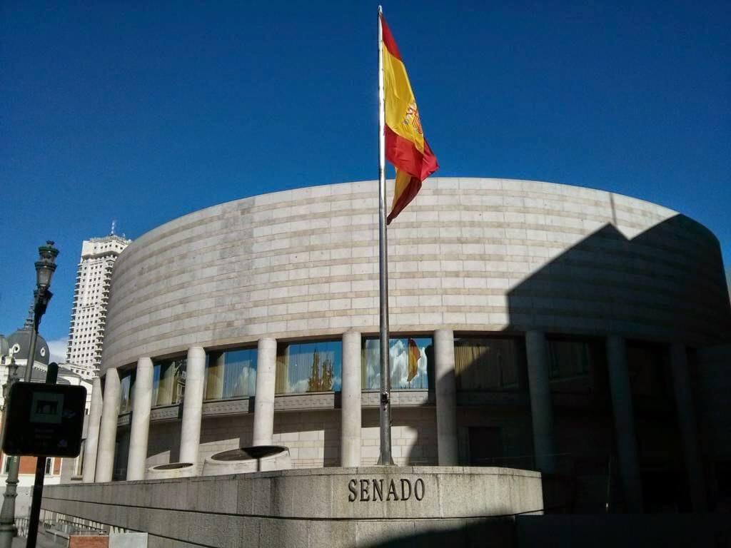 Nuevo edificio del Senado