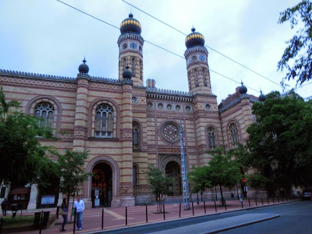 La Sinagoga Judía