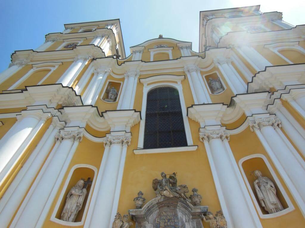 La Basílica Mariatrost
