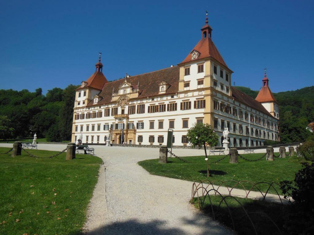 Qué ver y hacer en Graz. El Castillo Eggenberg
