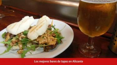 Los mejores bares de tapas en Alicante