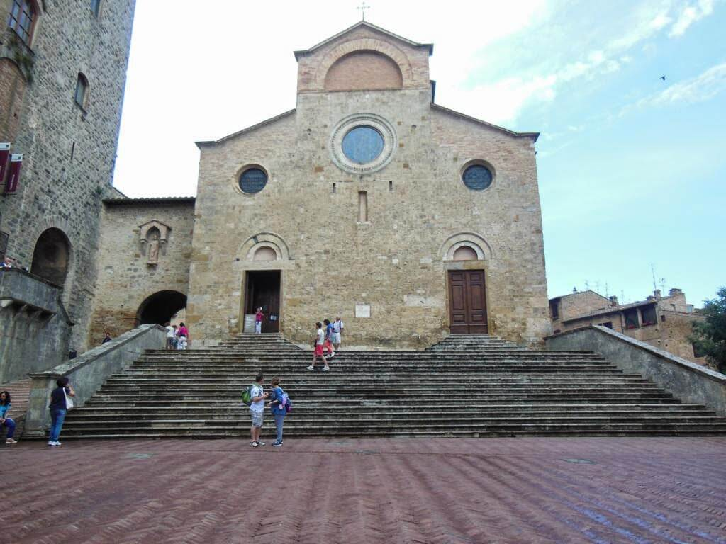 ¿Qué ver en San Gimignano en un día? la Catedral