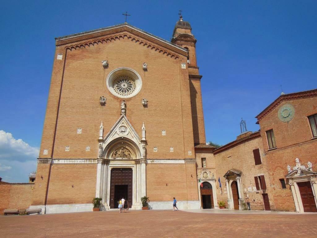 Iglesia de San Francisco de Siena