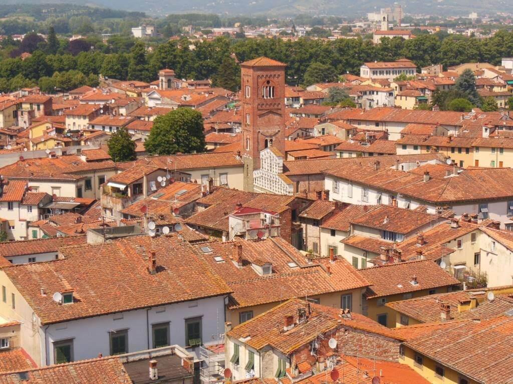 ¿Qué ver en Pisa y Lucca en un día? Torre Guinigi