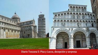 ¿Qué ver en Pisa y Lucca en un día?