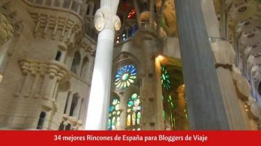 34 mejores Rincones de España para Bloggers de Viaje