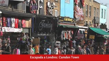 Escapada a Londres: Camden Town