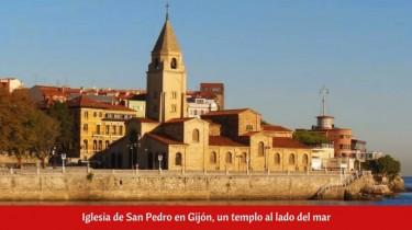 Iglesia de San Pedro en Gijón