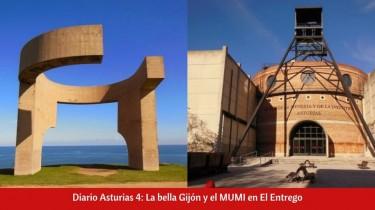 ¿Qué ver en Gijón en un día? y el MUMI