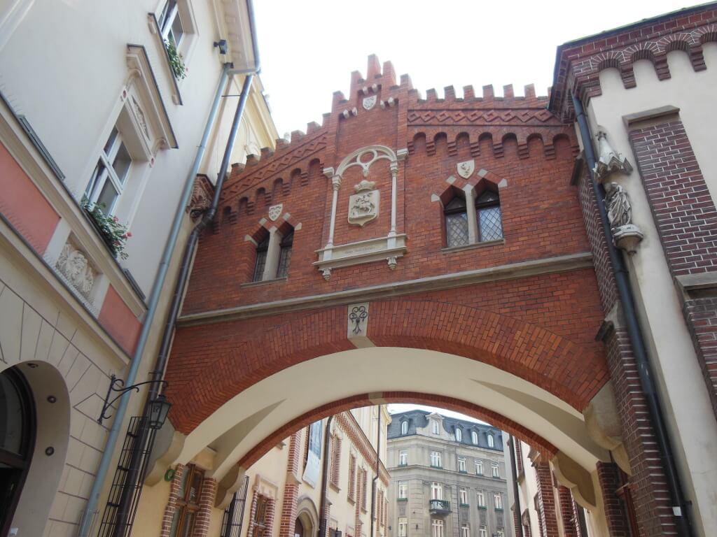 Arco de Cracovia.