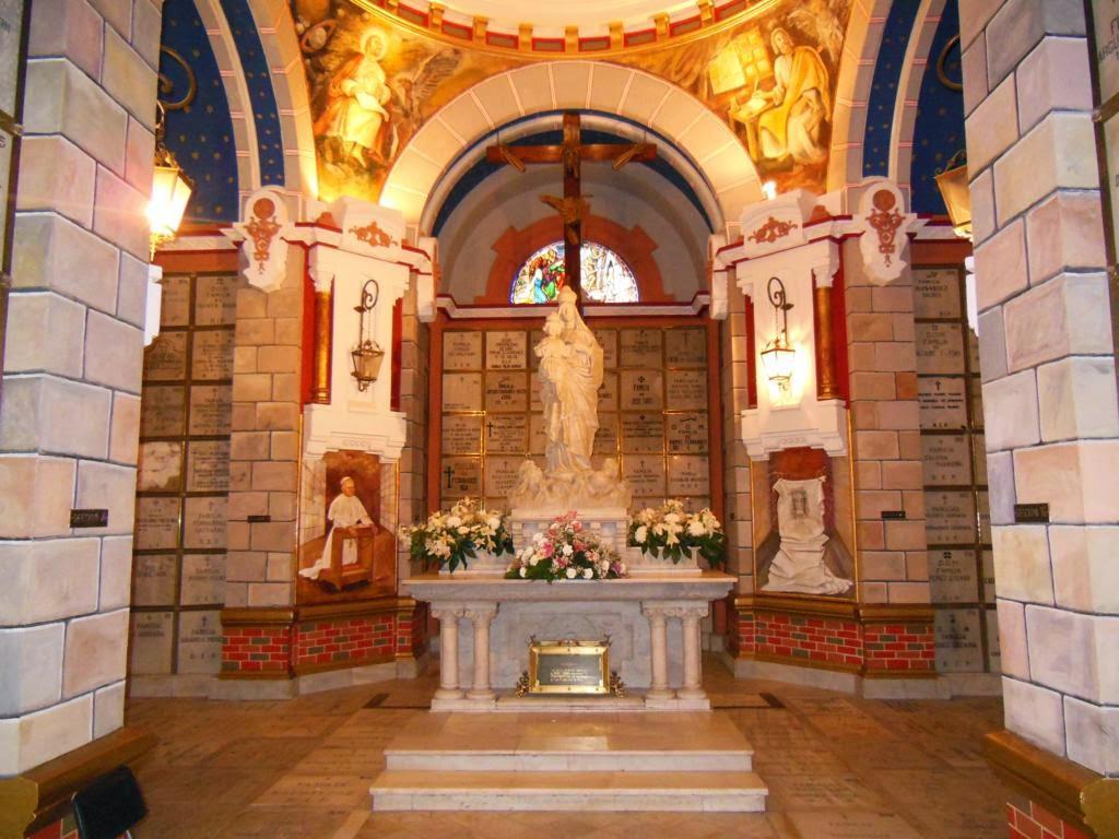 Columbarios en San Juan El Real