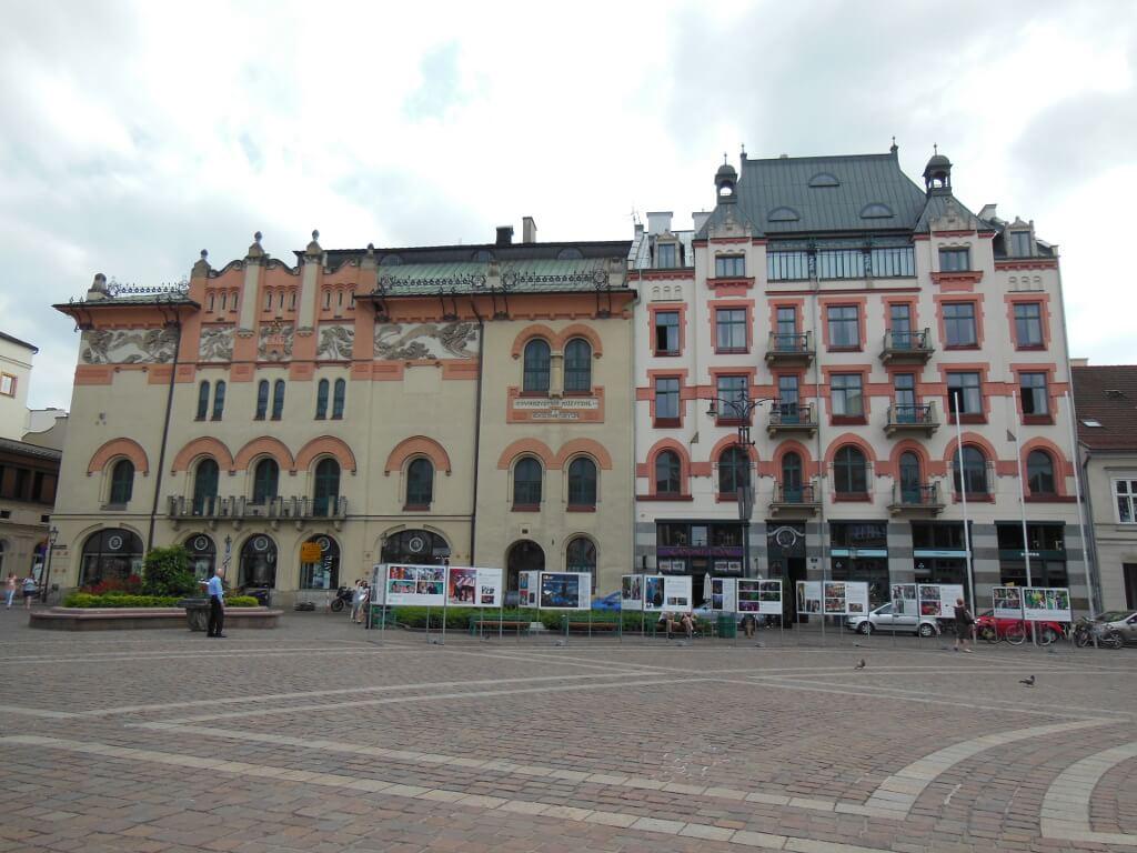 Conservatorio de Cracovia.