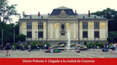 Diario Polonia 3: Llegada a la ciudad de Cracovia