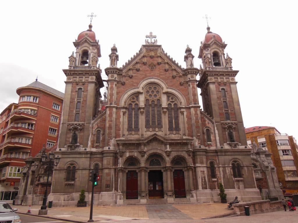 Fachada de San Juan el Real