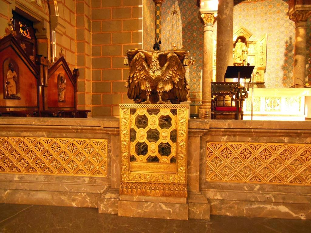 Decoración en San Juan El Real