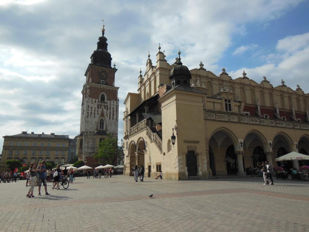 Torre del Antiguo Ayuntamiento y Lonja de los Paños
