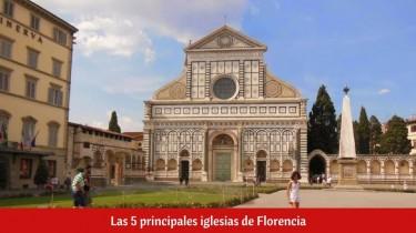 Las 5 principales iglesias de Florencia