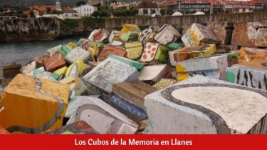 Los Cubos de la Memoria en Llanes