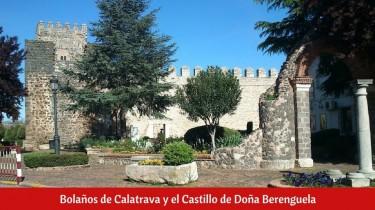Bolaños de Calatrava y el Castillo de Doña Berenguela