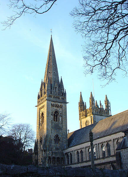 Catedral Llandaff @Wikimedia