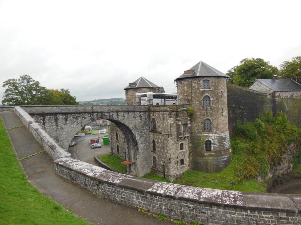 Paseo por Namur, y su preciosa Ciudadela