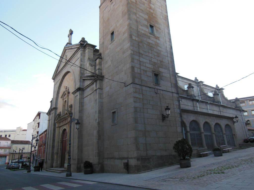 ¿Qué ver en Guijuelo? Iglesia Nuestra Señora de la Asunción