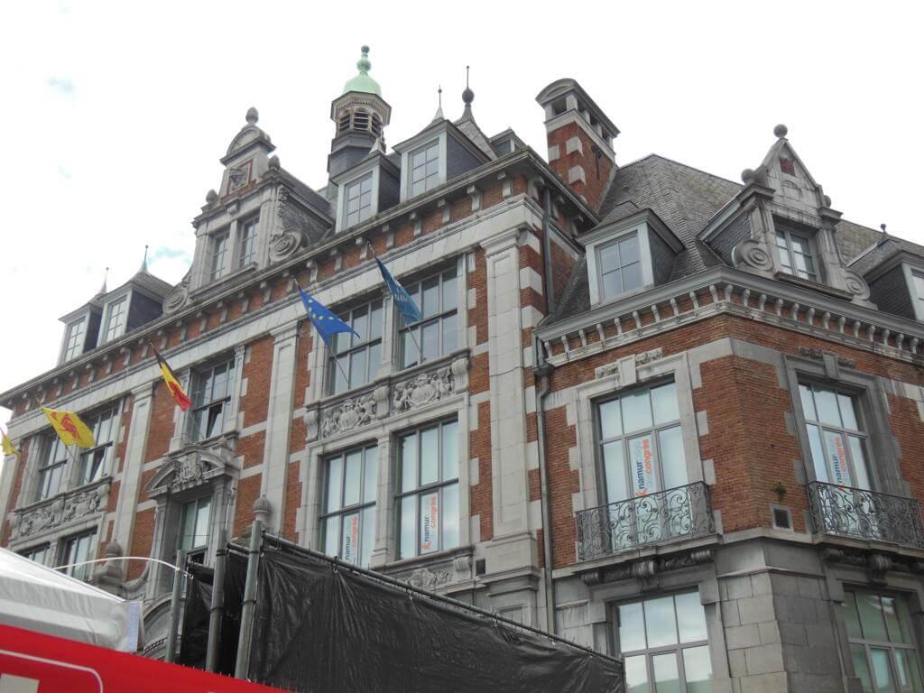Plaza de Armas de Namur