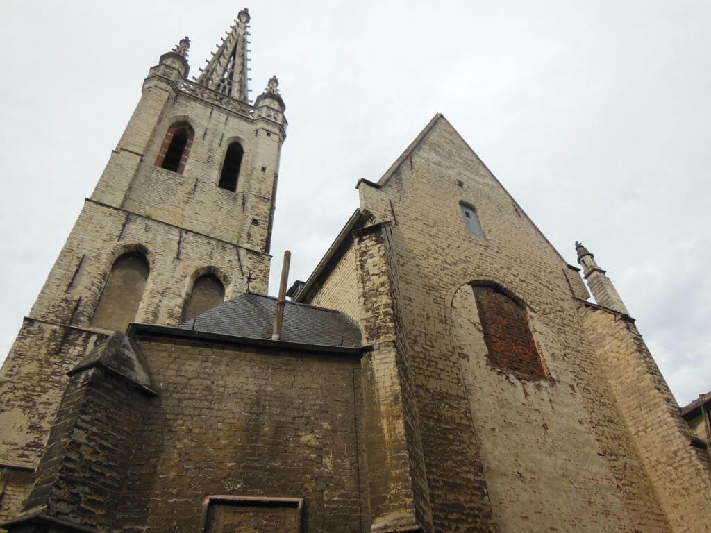 Abadía de Santa Gertrudis (Sint- Geertruiabdij)