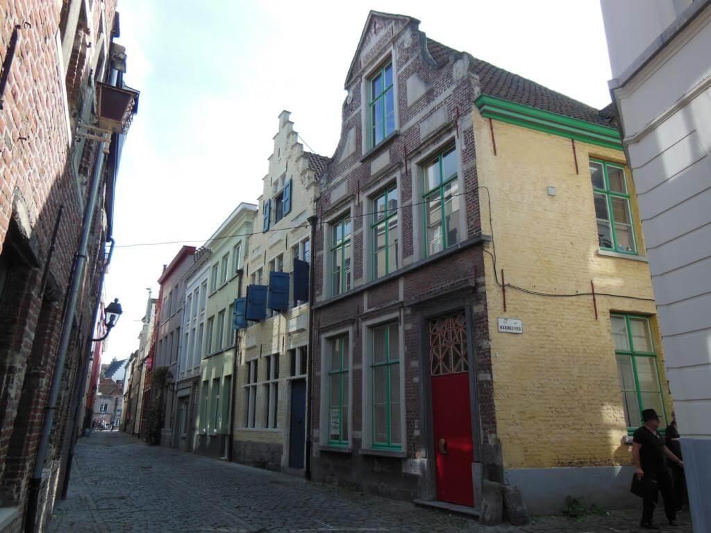 Paseando por la ciudad de Gante