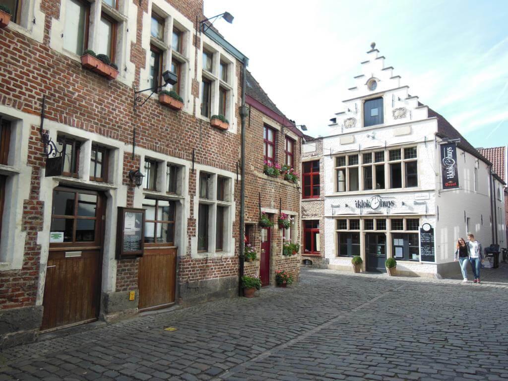 Callejeando por la ciudad de Gante
