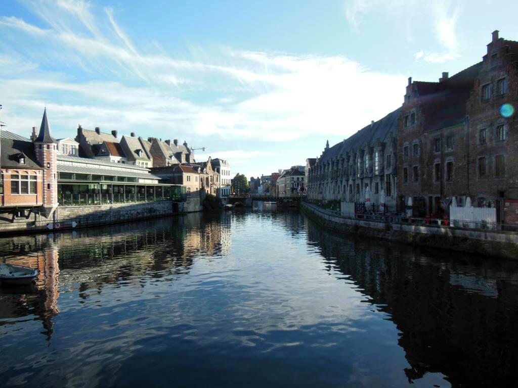 ¿Qué ver en Gante en 1 día? Los canales