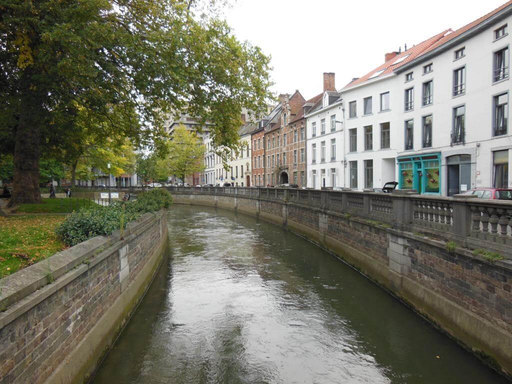 Canales de Lovaina