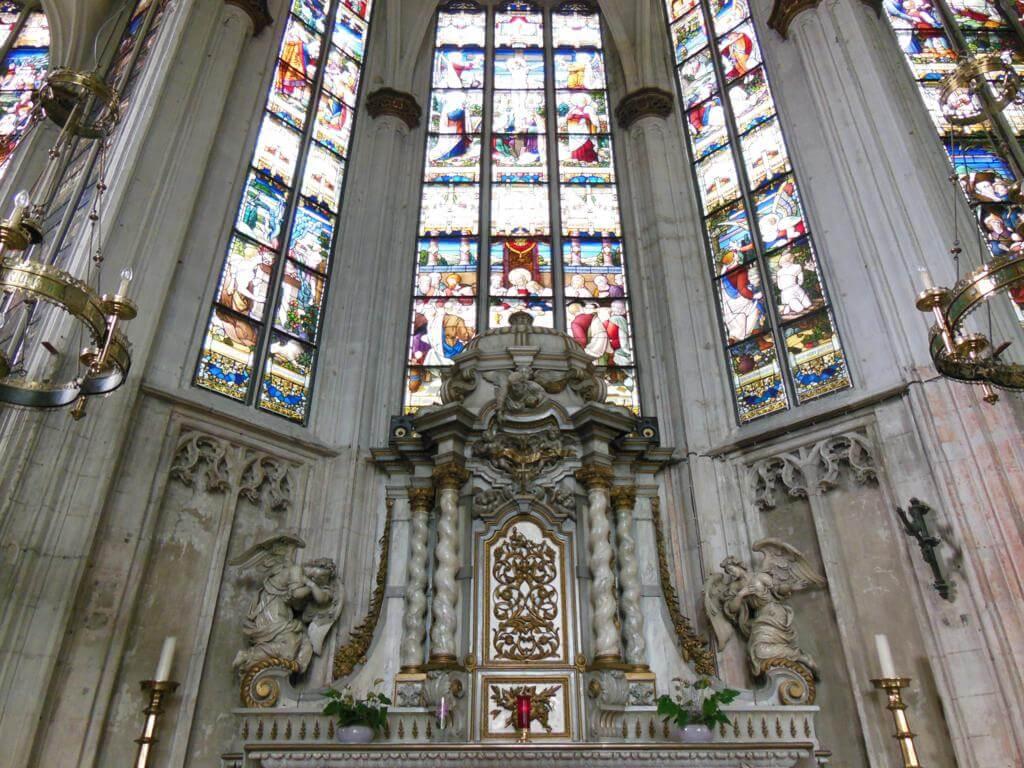 Decoración de la catedral