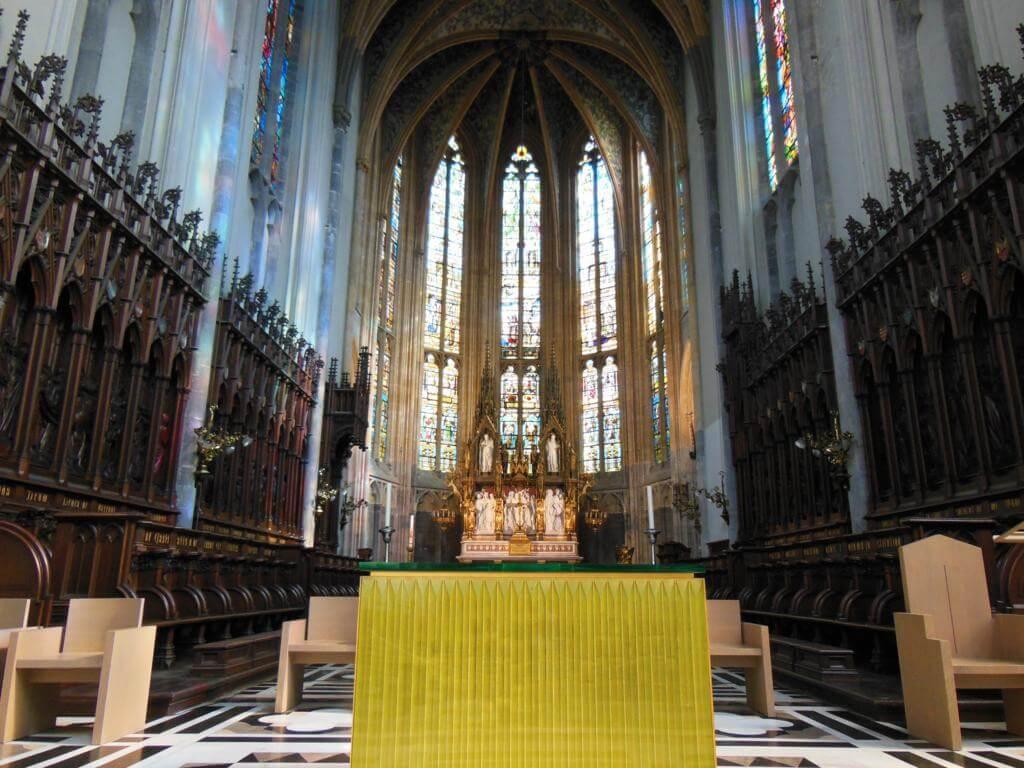 Decoración Cathedrale Saint-Paul