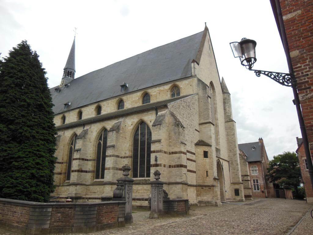 Iglesia de San Juan Bautista (Sint-Jan-De-Doperkerk) Lovaina
