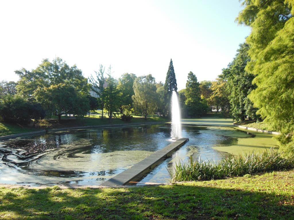 ¿Qué ver en Lieja en un día? Parc d'Avroy