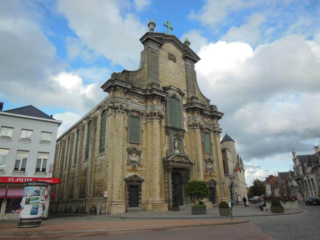 Sint Pieter en Paulkerk in Mechelen