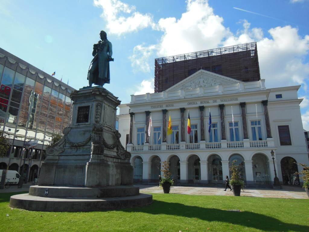 Teatro y Ópera Real de Valonia