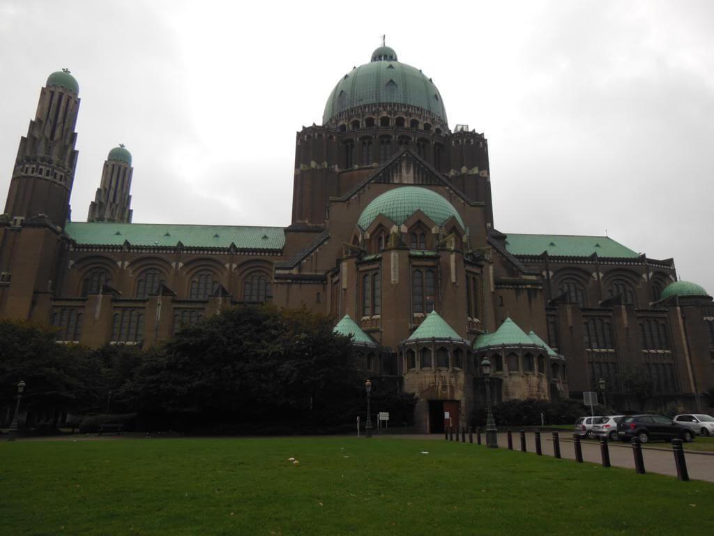 Basílica del Sagrado Corazón (Basilique de Koekelberg o Basilique du Sacré-Coeur)