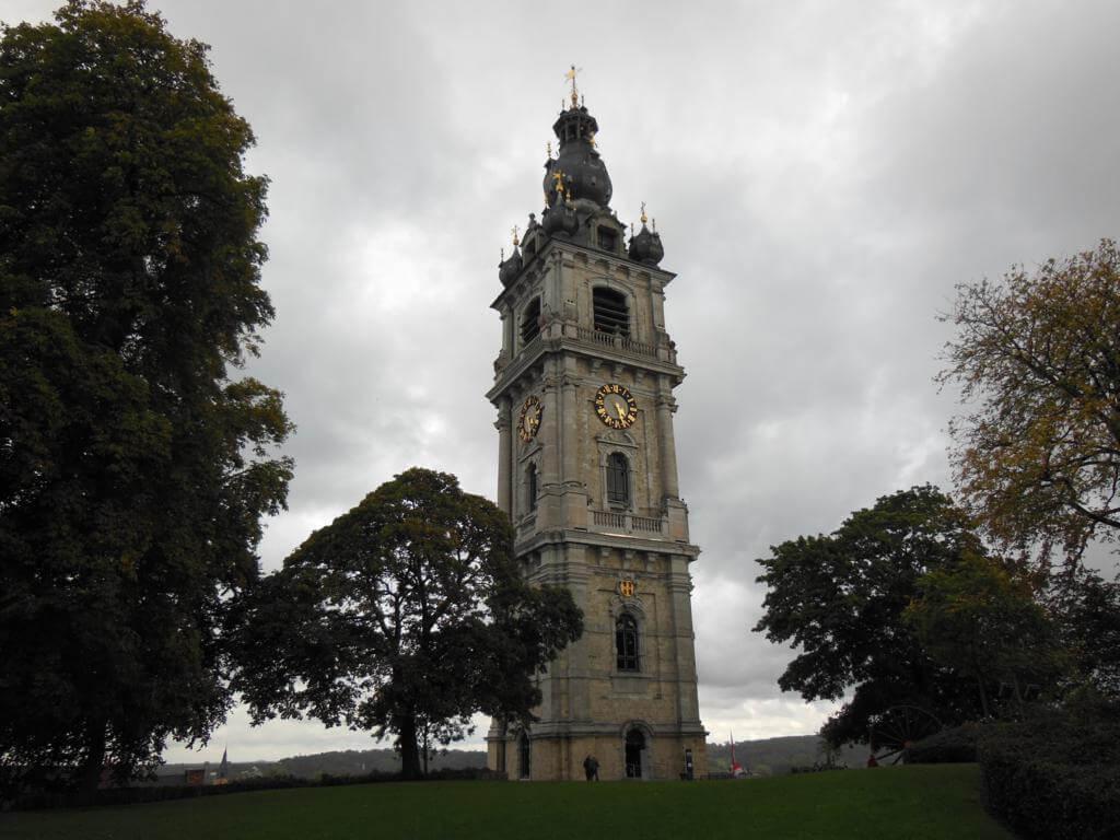 Campanario de Mons (Le Beffroi)