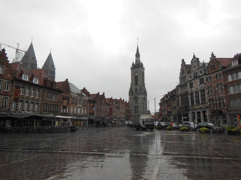 Grand Place Tournai