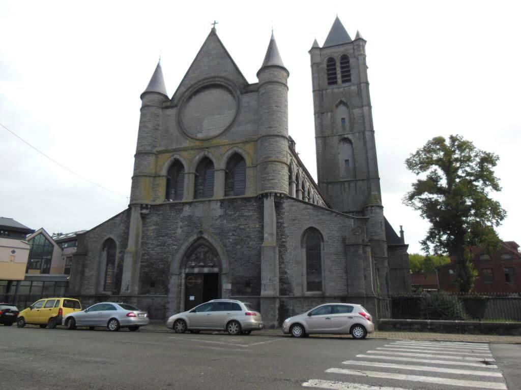 Iglesia de San Nicolás (Église Saint-Nicolas) Tournai
