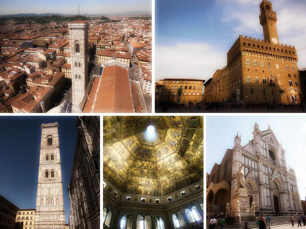 Toscana en 6 días: Florencia.