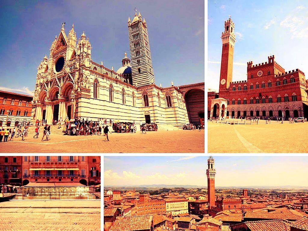 Toscana en 6 días: Siena.