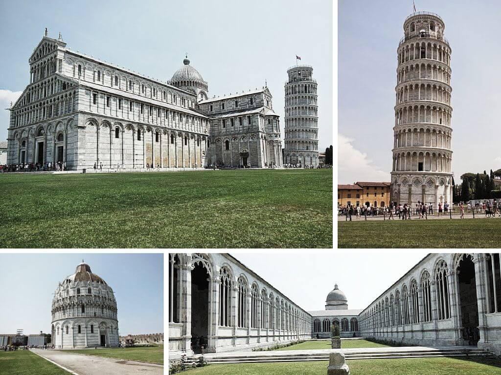 Toscana en 6 días: Pisa.