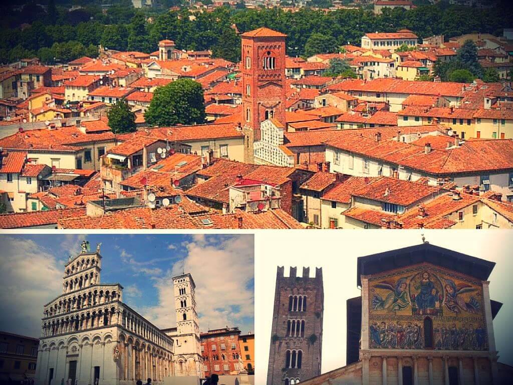 Toscana en 6 días: Lucca.