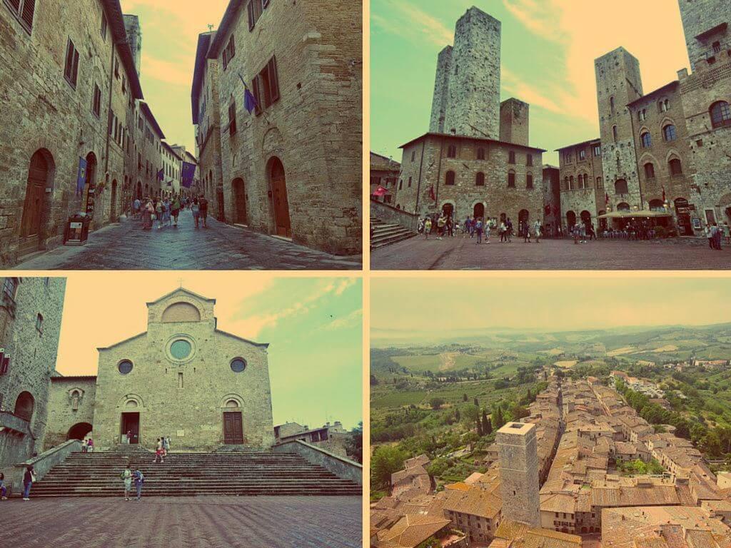 Toscana en 6 días: San Gimignano.